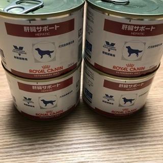 ロイヤルカナン 肝臓サポート 犬用 缶詰5個