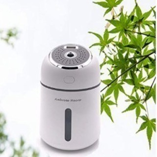 【加湿器美品★】USB超音波式 18時間連続加湿 − 大阪府