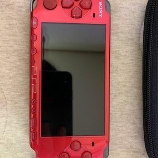 PSP-3000(本体、ケース、UMD1つセット)