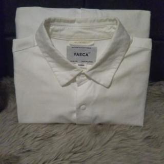 YAECA(ヤエカ)シャツ size:L