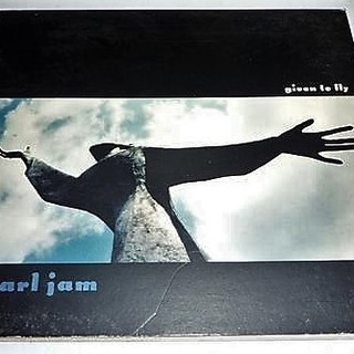 ☆	パール・ジャム PEARL JAM given to fly...