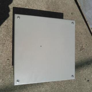 防水ボックス 鉄カブセ防水プルボックス 25センチ