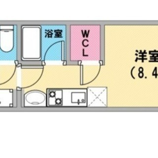 駅近♫お洒落で落ち着いた立地♫今だけ敷金礼金なし♫人気分譲マンショ...