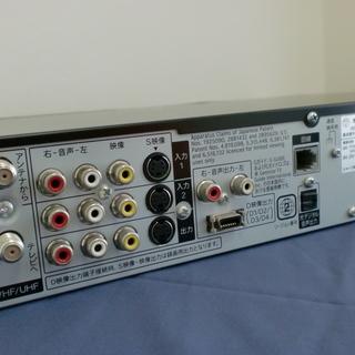 整備済み シャープハイビジョンレコーダー 日本製 - 家電