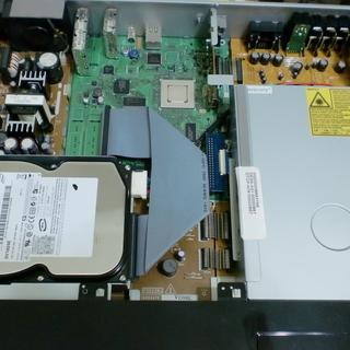 整備済み シャープハイビジョンレコーダー 日本製 − 静岡県