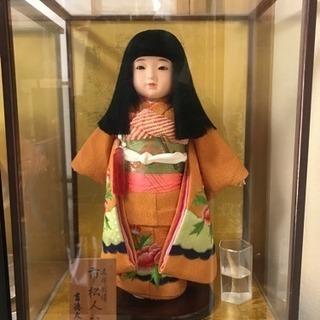 【美品】市松人形 吉徳大光