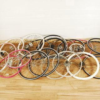 8739 Coleman コールマンなど含む自転車 ホイール まと...