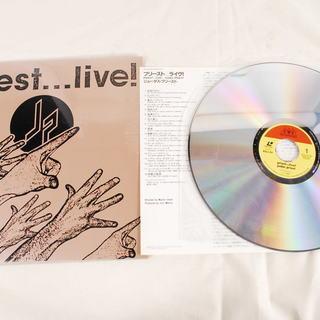 8815 帯付 ジューダス プリースト PRIEST …LIVE...