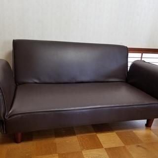 🔴ソファーベッド、 簡易ベッドです。