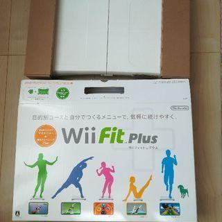Wii fit plus ウィーフィットプラス バランスボードのみ