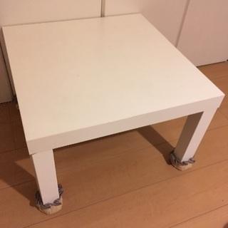 IKEA ローテーブル ホワイト イケア