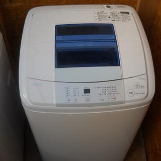 配達設置無料 美品 Haier 5.0kg 全自動洗濯機 スパイラ...