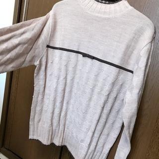 セーター ホワイト