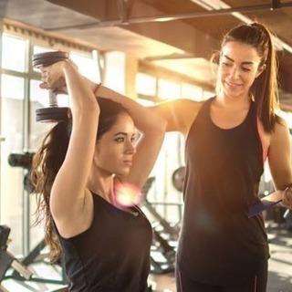 ◆女性トレーナーのパーソナルトレーニング◆
