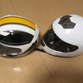 【直接引取限定(相模原)】ヘルメット×2 +ディスクロック