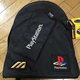 PlayStationのリュック