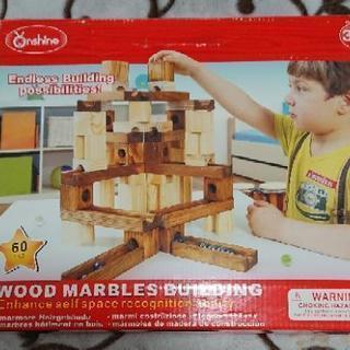 Wood Marbles Building キュボロ類似品