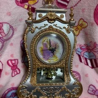 ディズニーラプンツェル時計