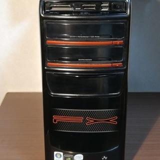 デスクトップパソコン(Gateway FX7028j)