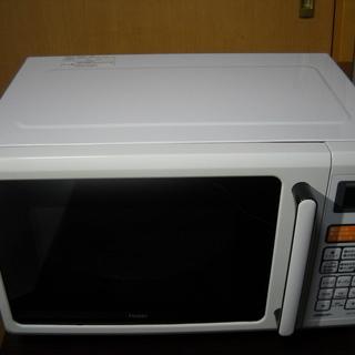配達設置無料 美品 ハイアール オーブンレンジ JM-V16A ...