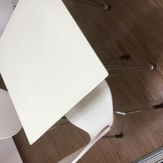 【直接引き取りのみ】訳ありダイニング  テーブルセット