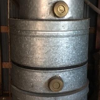 ● 米・穀物保存缶 上げます●