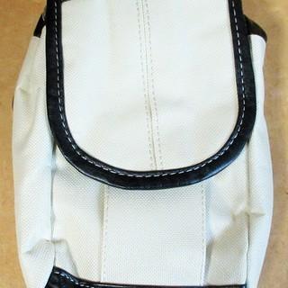 ☆ミニバッグ ポーチ シザーバッグ風◆手に鞄を持ちたくないあなたへ