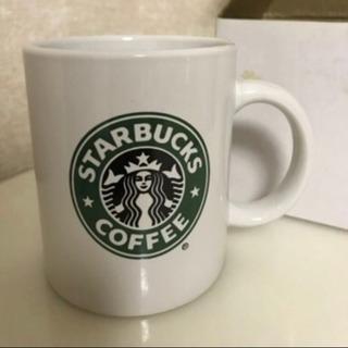 【非売品】スターバックス旧ロゴマグカップ