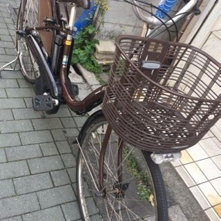 レンタル自転車あります (電動アシスト付) 西新井駅周辺
