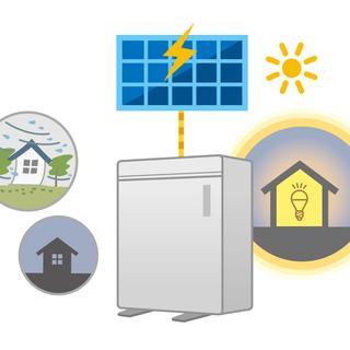 対応が追い付きません。「災害に役立つ蓄電システム」の案内業務、問...