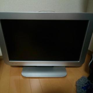 SANYO テレビ  27型 純正リモコンつき