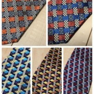 《未使用》ネクタイ 5種類