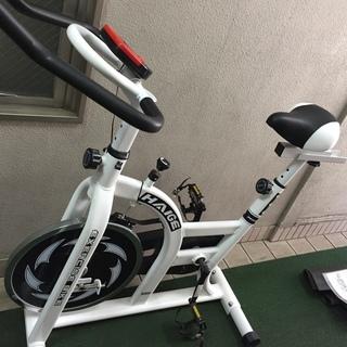 【06】ハイガー HAIGE スピンバイク HG-YX-5006...