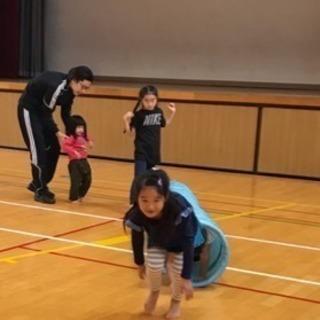 【新大阪】親子運動クラブ春の参加者募集!