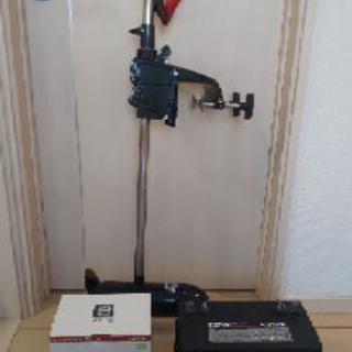 ハンドコンエレキ54 充電器とバッテリー セット