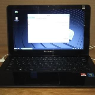 中古 lenovo IdeaPad S206 LinuxMint
