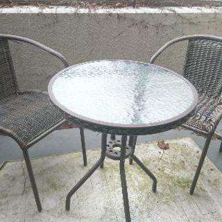 ガーデンニング用テーブルセット