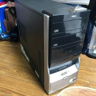 ジャンク デスクトップパソコン  NEC
