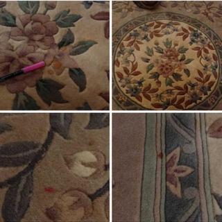 【0円】【中古】絨毯いりませんか?
