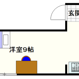 【TRILLO日本橋】2号タイプ!1Rタイプ!ほぼ難波に住んでる優越感!