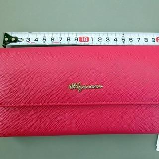 CLOSSHI長財布(ピンク) 新品未使用