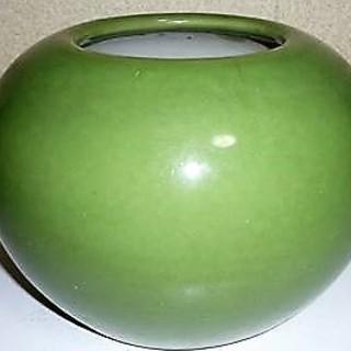 ☆花瓶 丸持石製 花器 陶芸品 陶磁器◆シンプルに空間を演出する