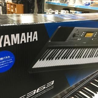 【YAMAHA】電子ピアノ『PSR-E363』あります!!