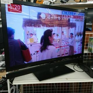 46インチ 液晶テレビ TOSHIBA 46XE2 3TB HDD内臓