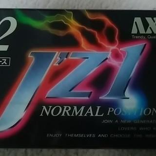 カセットテープ新品12分(古いです)