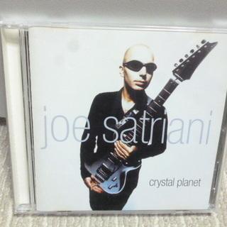 CD  ジョー・サトリアーニ 「crystal planet」 ...
