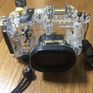 WP-DC51 ハウジング  カメラ防水ケース