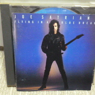 CD  ジョー・サトリアーニ 「FLYING IN A BLUE...
