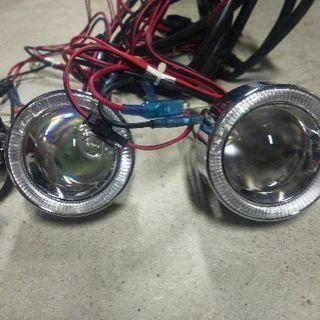 LEDライト4連点灯確認済