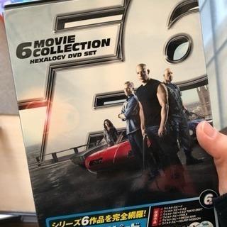 ワイルドスピード DVD